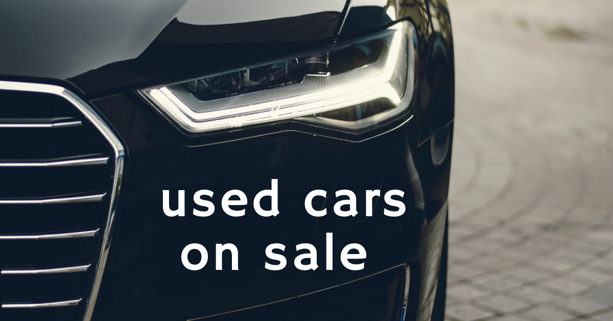 Cars For Sale in UK on Facebook: 20+ Most Popular Groups